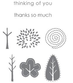 Trendy trees 1436