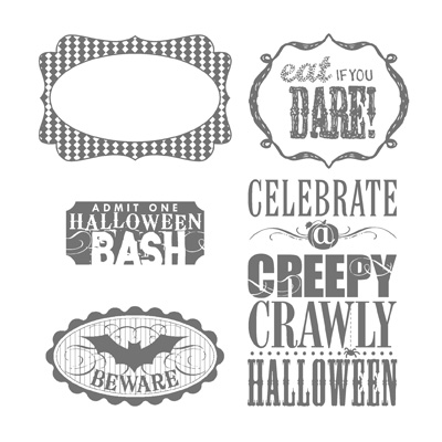 Halloween Bash - holiday catalog